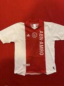 Adidas Ajax Amsterdam Vintage Jersey - Large