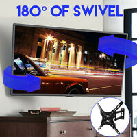 For 26-70 Inch LED LCD Flat Screen TV Perfect Center Design TV Mount Full Motion