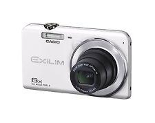 NEW BOXED CASIO EXILIM CASIO EX-ZS27 ZS27 DIGITAL CAMERA WHITE