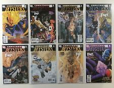 Countdown the Mystery #1-8 DC Comics Complete Full Run 2007 Dr Fate Eclipso