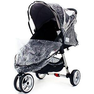 BRAND NEW Baby Jogger City Mini Single Rain Cover