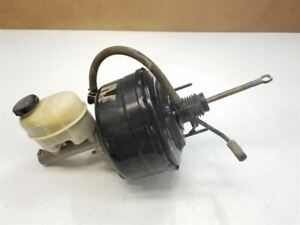2004-2008 FORD F150 PICKUP POWER BRAKE BOOSTER WITH MASTER CYLINDER OEM 218688