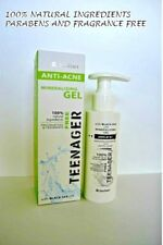 Anti Acne Sensitive Skin Peeling Gel 100% Natural Herb Extr Sea Minerals 125 ml