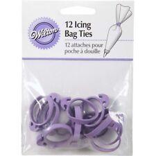 Wilton Icing Bag Ties 12 Count