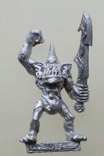 Plaguebearers plague bearer of Nurgle metal marauder Chaos army fig#1