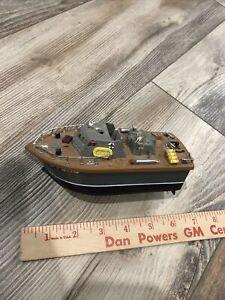 1966 IDEAL PT 204 Automatic Bailer Motorific Boats RARE HTF Slot Car Untested