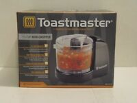 Toastmaster 1-1/2 Cup Mini Chopper - Food Processor - #TM-67MC(RM1-SHELF)