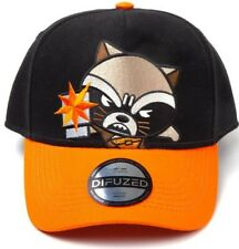 Marvel Guardians of the Galaxy Cap - Kawaii Rocket Racoon Hat Official New