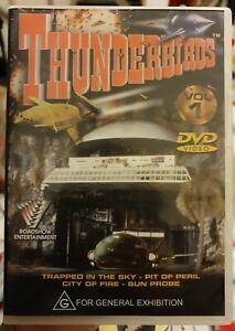 Thunderbirds DVD  Volume 1 Vol 1 Digitally Remastered