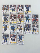 St. Louis Blues - 2017-18 O-Pee-Chee - Complete Base Set Team (17)