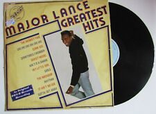 LP MAJOR LANCE GREATEST HITS-EMBASSY-HOLLAND