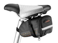 IBERA Strap-on SeatPak Bike Seat Bag / Saddle Bag Small