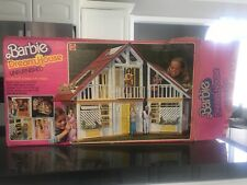Vintage 1978 Barbie Dream House with original box -  With Extras Great Shape !