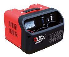 Cargador de batería NOVA 15 150w 12/24 v 8/5A 20/108 Ah 5.2 kg
