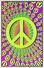 Peace Op Blacklight Poster 23 x 35
