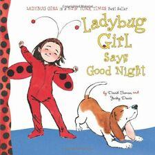 Ladybug Girl Says Good Night by Jacky Davis