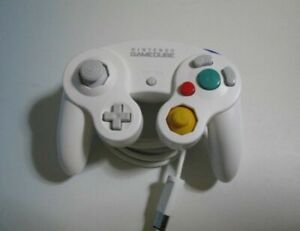 Official Nintendo White Classic Gamecube Controller DOL-003 Free Shipping