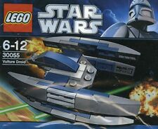 LEGO STAR WARS #30055 - Vulture Droid - Collector 2011 - NEW / NEUF - Sealed