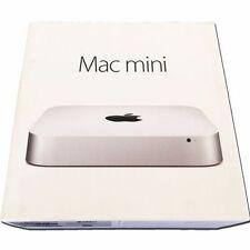 Mac Mini 500GB 8GB Apple Desktops & All-In-Ones
