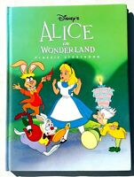 Disney Classic Storybook Collection Alice In Wonderland Illustrated Vintage 1998