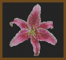 Sets de bordado manual, flores