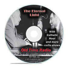 The Eternal Light, 673 Old TIme Radios Show, Jewish, Judaism OTR mp3 DVD G38