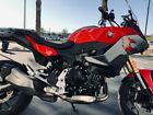 2020 BMW F 900 XR Racing Red  2020 BMW F 900 XR Racing Red