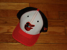 New listing NEW ERA 39THIRTY BALTIMORE ORIOLES MEDIUM/LARGE FITTED BASEBALL CAP EXCELLENT