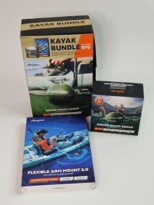 Deeper Smart Sonar CHIRP Smartphone & Tablets Wifi - Castable Fish Finder Kayak