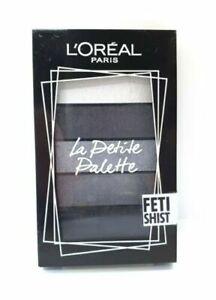 Loreal La Petite Mini Eyeshadow Palette Fetishist 06