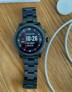 Michael Kors Access Grayson Bluetooth Smartwatch MKT5028 make/recieve 📞 ...