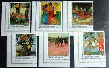 Cook Islands – Gauguin Set – Corner Set – VLM Mint (Le1)