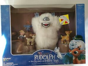 """Rudolph the Red Nosed Reindeer """"Rudolph's Cave Encounter """" Misfit Toys - New"""