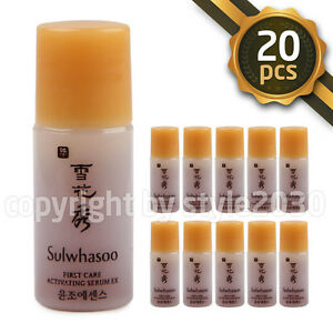 [Sulwhasoo] First Care Activating Serum EX 4ml x 20pcs (80ml) Upgraded Version