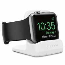 SPIGEN S350 NIGHT STAND APPLE WATCH 1/2/3/4/5 WHITE
