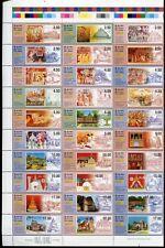 Sri Lanka 2006 Vesak Buddha Religion Kulturerbe 1529-78 Bogen Postfrisch MNH