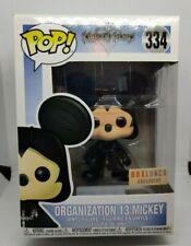 Funko POP! 334 Organization 13 MICKEY Kingdom Hearts BOXLUNCH