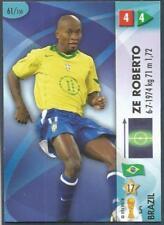 PANINI FIFA WORLD CUP-GOAAL 2006- #061-BRAZIL-ZE ROBERTO