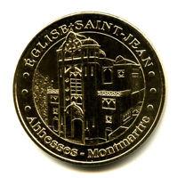 75018 Montmartre, Eglise Saint-Jean des Abbesses, 2011, Monnaie de Paris