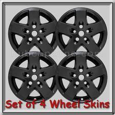 Jeep Wrangler JK Wheel Skins Black Hubcaps Jeep Cherokee Wheel Covers 2014-2015