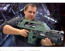 3D Aliens M41-A Pulse 1:1 homemade Paper Model Assault Cosplay  Kids Toy