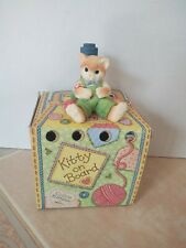 """Enesco - Calico Kittens - """"Scratchin To Find A Friend Like You"""" #255025 New"""