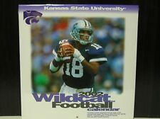Sport Calendar Team - 2002 - Kansas State University - Football - Sealed