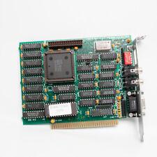 Vintage Tandy EGA CGA Graphics Card Adapter P/N 870-9825 Paradise Chip 1987