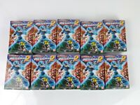 Rockman Megaman 66 Vol. 2 Action Dash Set 10 Mini Figure X VAVA EXE