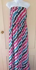 Silky cool  MONSOON Maxi dress, size 14. Holiday, Festival, Beach Summer.