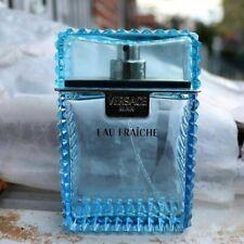 Versace Man Eau Fraiche Eau de Toilette Men 100 ml / 3.4 oz AUTHENTIC!!! NEW!!!