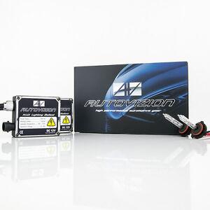 Autovizion Metal HID Kit 9005 9006 H1 H3 H4 H7 H10 H11 H1 5202 6000K 5000K Xenon