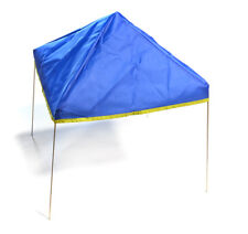 INTEGY C28151BLUE Realistic Pop Up 15x15 Canopy Tent for 1/10 Crawler