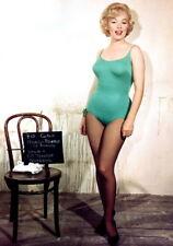 Sexy Photo 8.25x11.75 Marilyn Monroe 1960 movie Let's Make Love #010